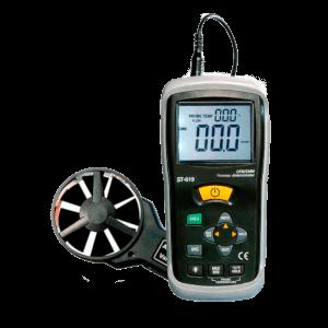 Anemómetros/Sonómetro/Tacómetro