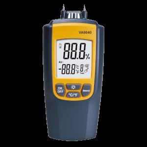 Medidores de humedad/temperatura