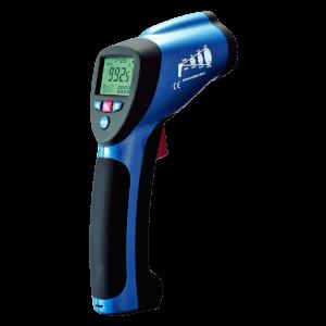 Termómetros infrarrojos (IR)
