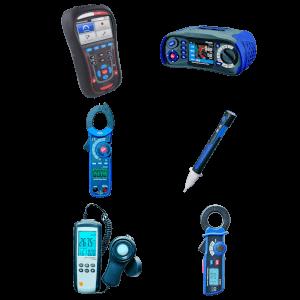 Kits instrumentos según R.E.B.T. categoría Básica/Especialista